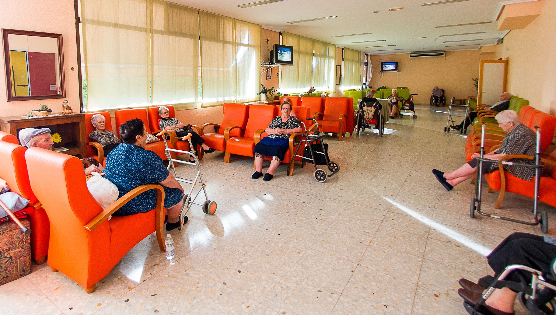 salon para los resdidentes de zarzuela de Castilla-La Mancha