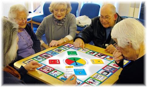 ludoterapia para ancianos