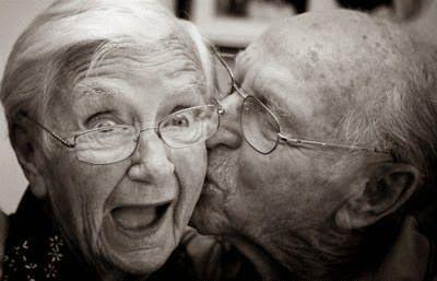 El poder del amor en personas mayores
