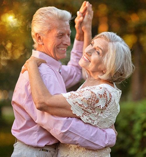 ventajas del envejecimiento amor