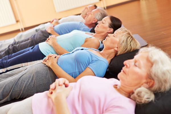 clases de yoga para mayores