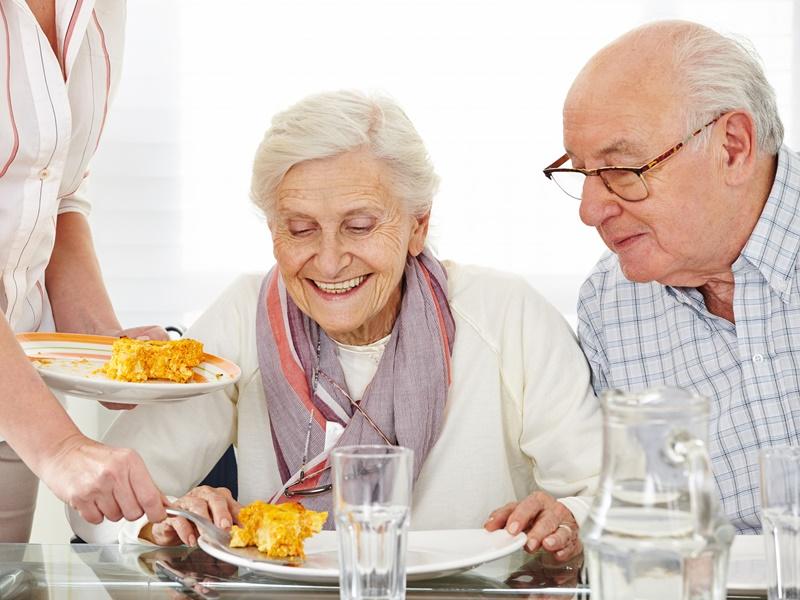 El mejor menú para personas mayores