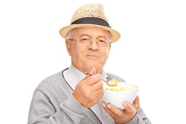 gachas menú para personas mayores