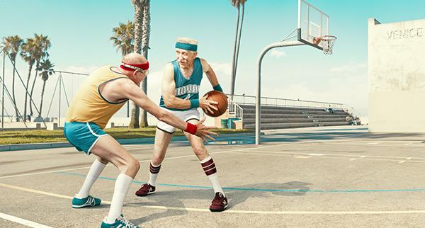 Deporte para ancianos