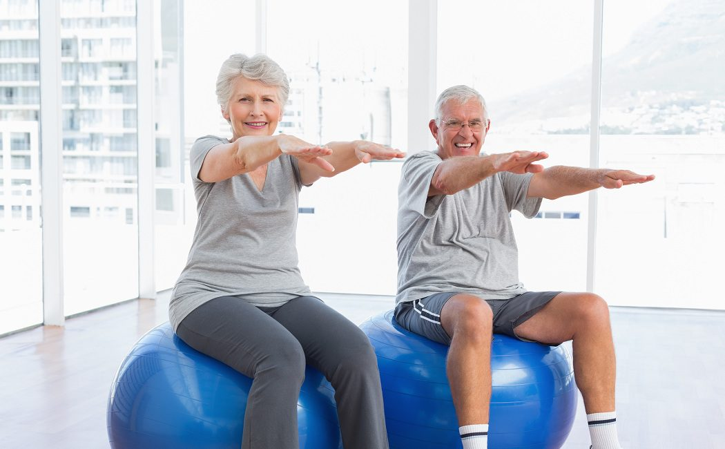 deportes para ancianos gimnasia