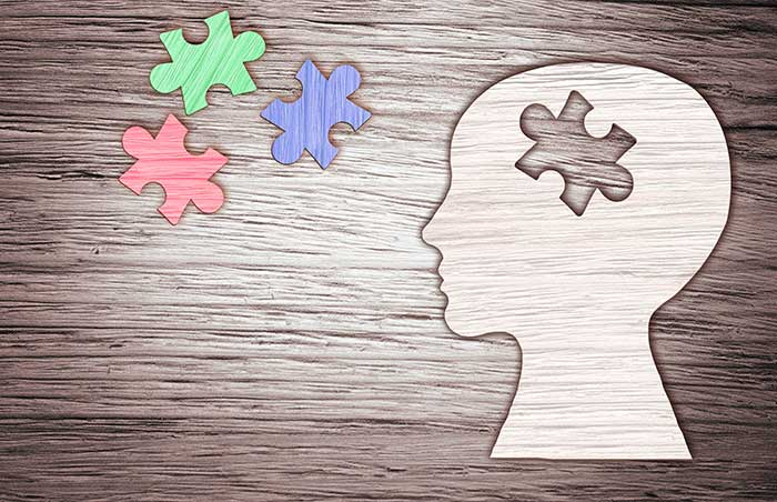 Ejercicios de terapia cognitiva