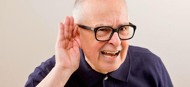 Sordera en ancianos, lo que necesitas saber