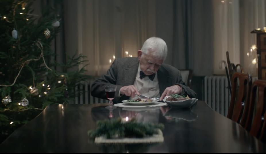 soledad en ancianos navidad