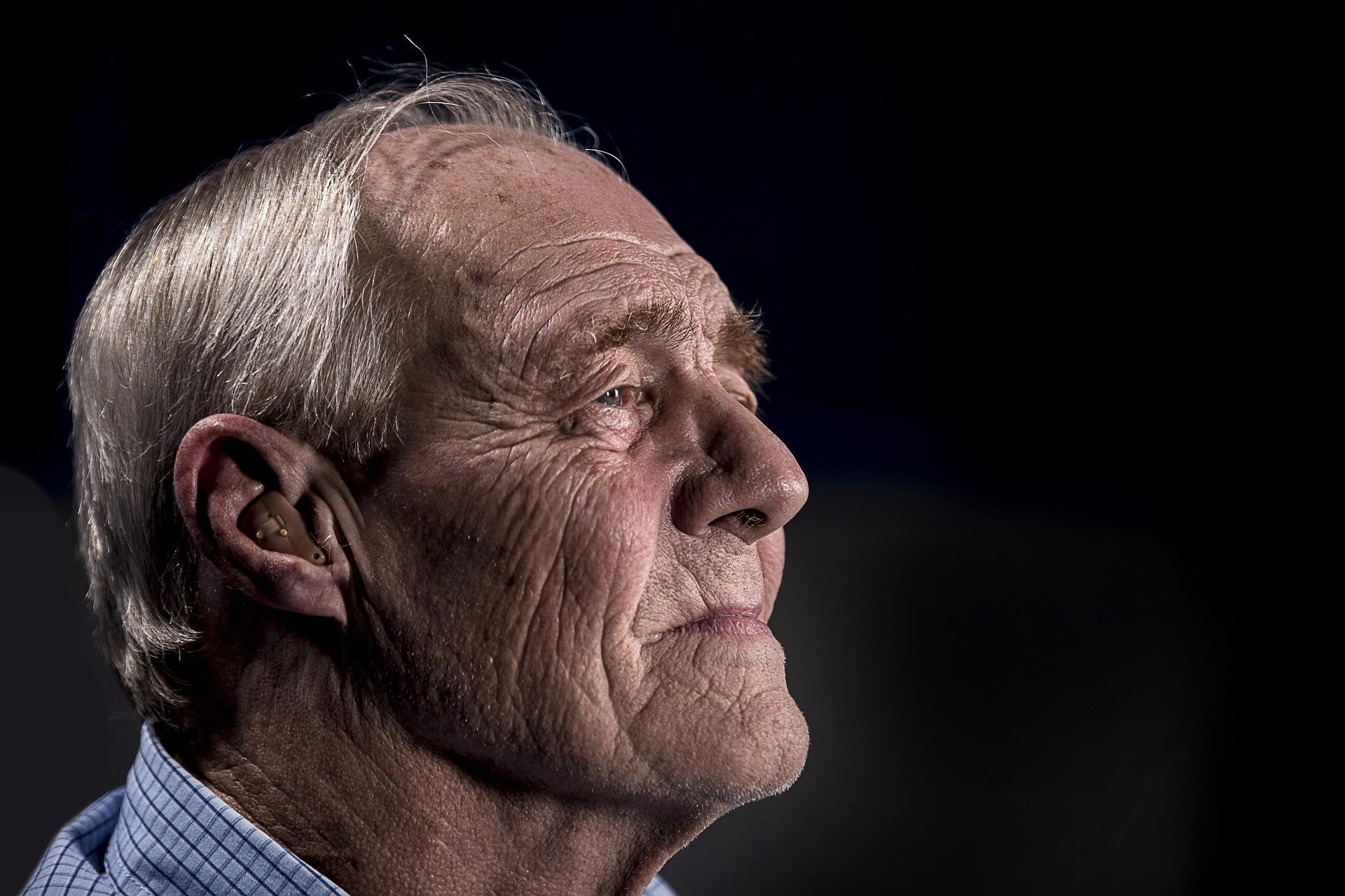 la fe en los ancianos