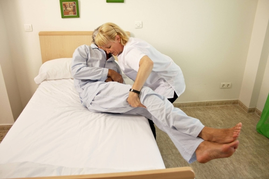 Úlceras por presión, ¿cómo tratarlas?