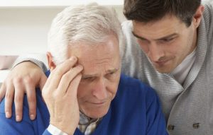 agresividad en ancianos