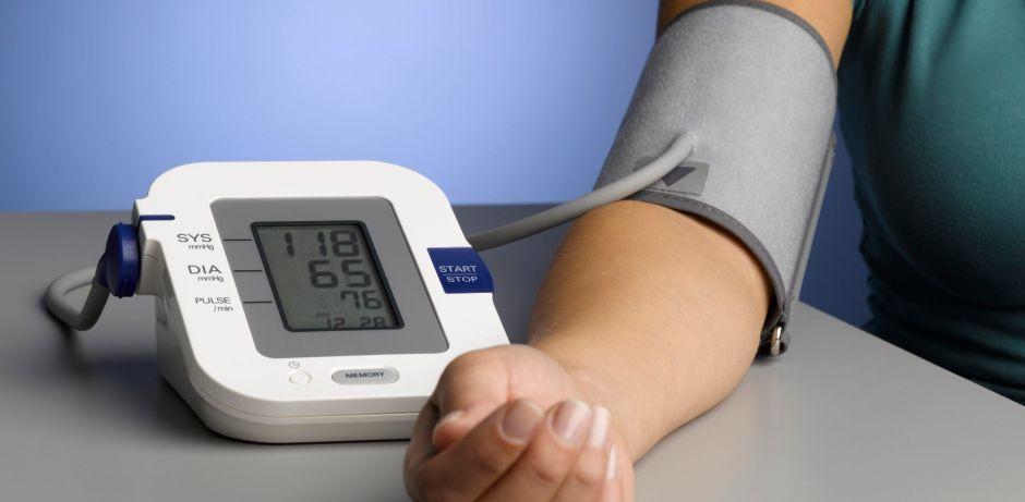como medir la presion arterial