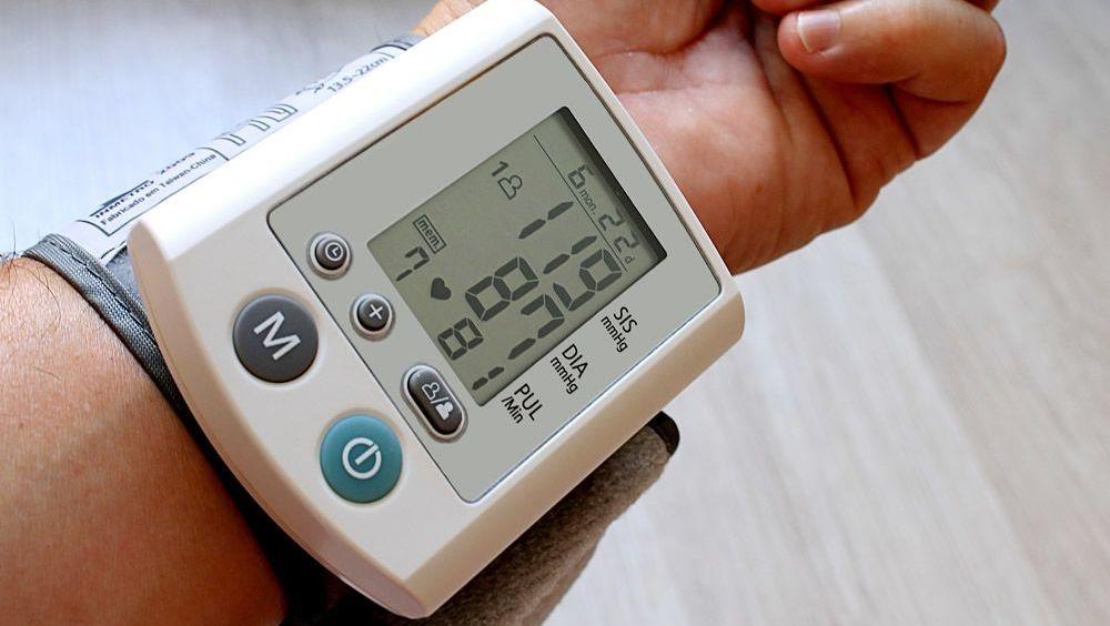 Medición presión arterial