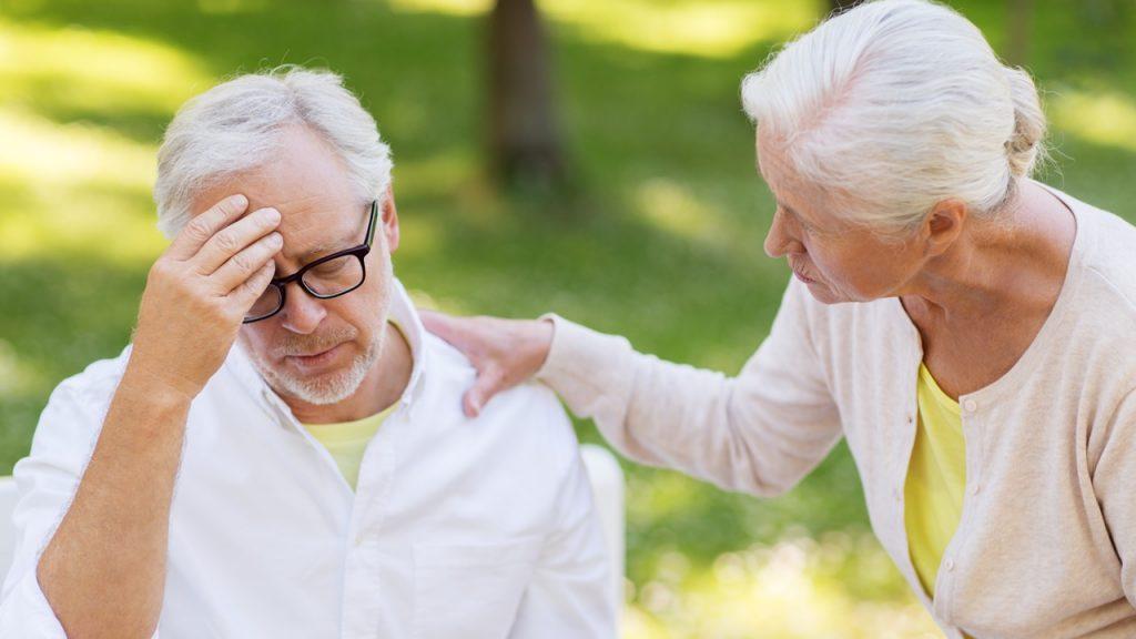 Cómo evitar un golpe de calor en personas mayores