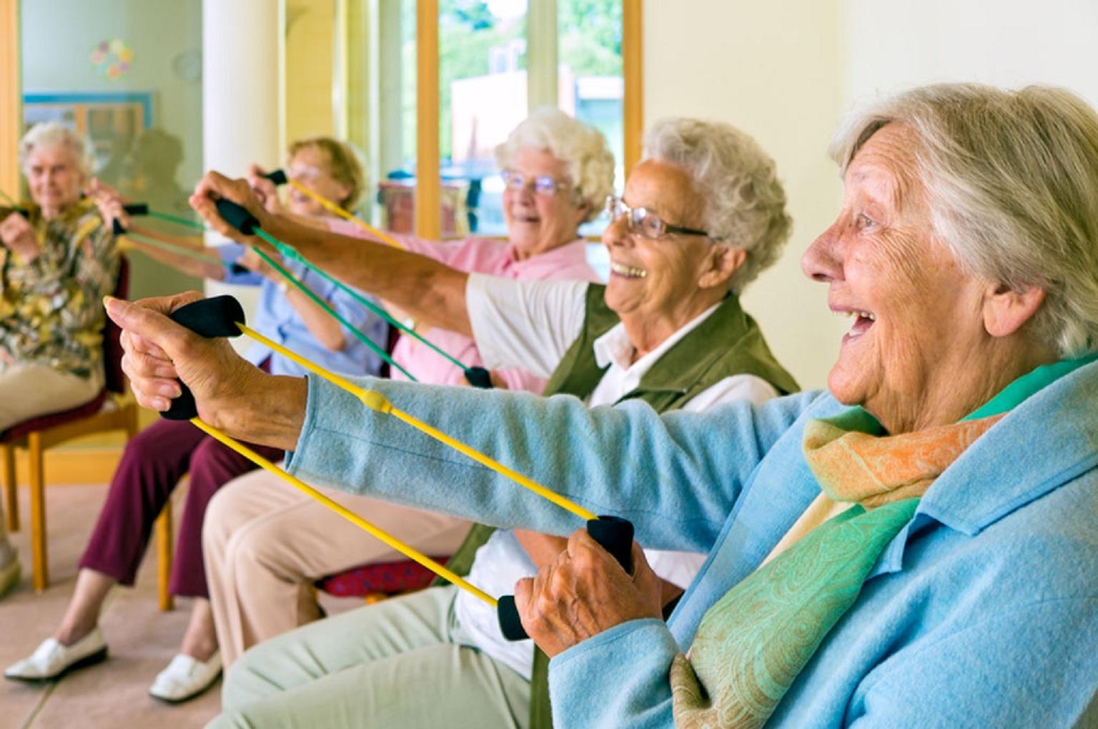 ejercicios para mejorar la fibromialgia