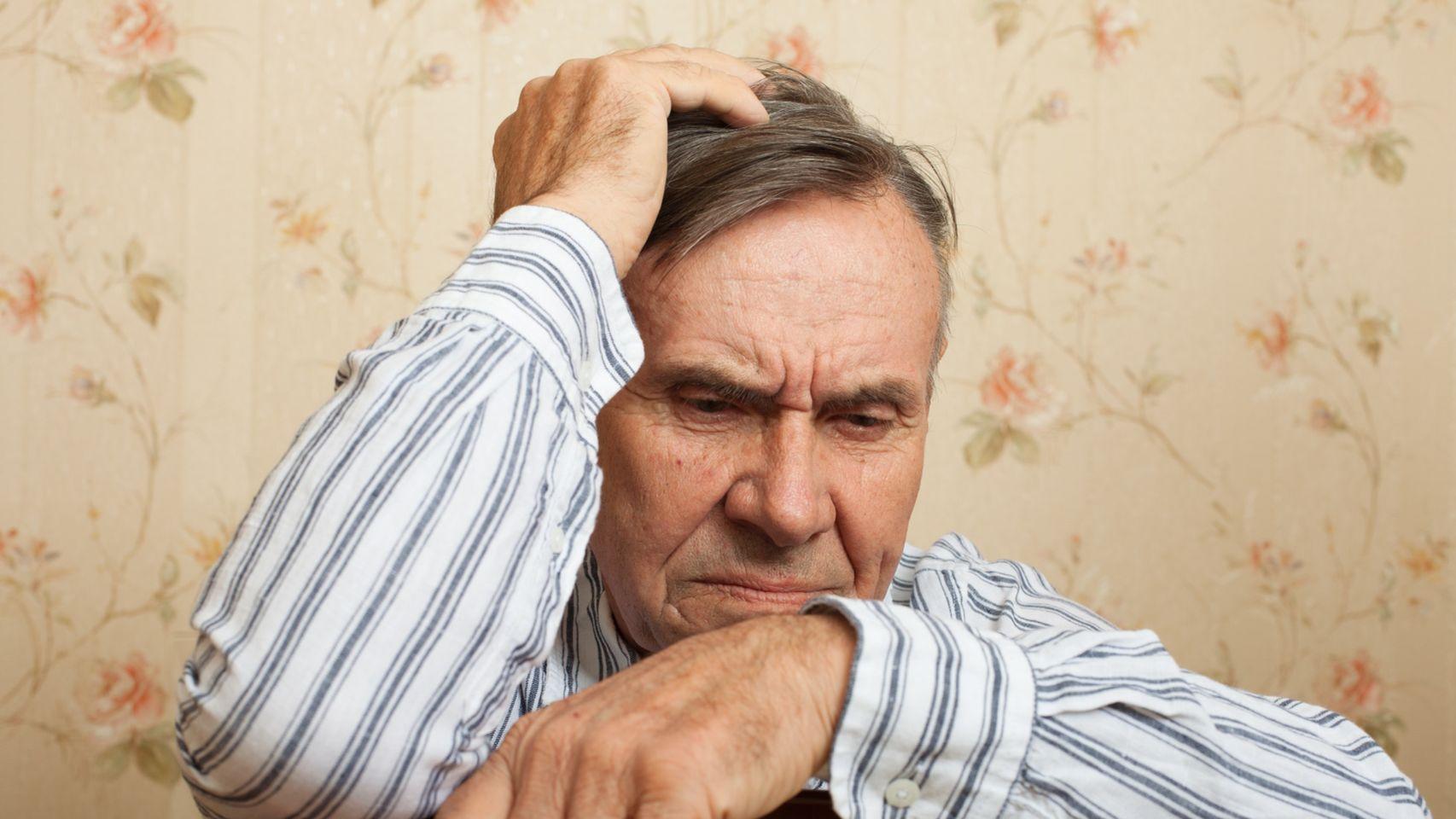 Enfermedades neurológicas en ancianos