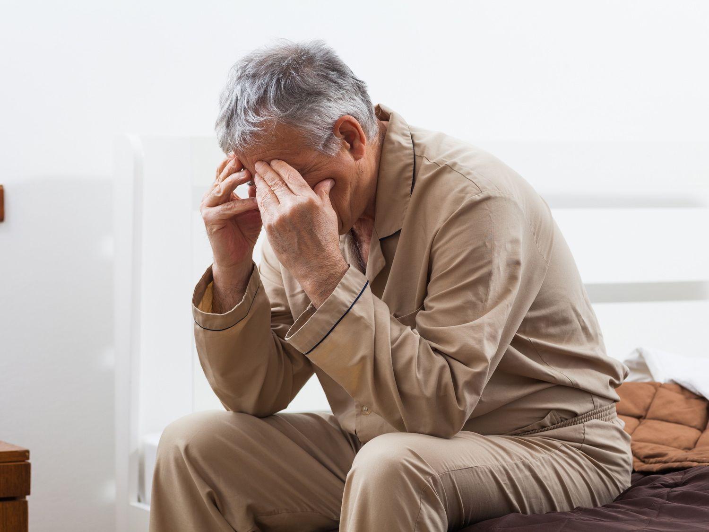 Estresores comunes en ancianos