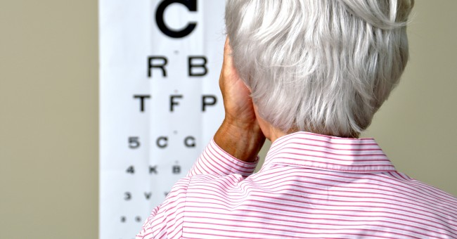Los principales problemas de visión en ancianos