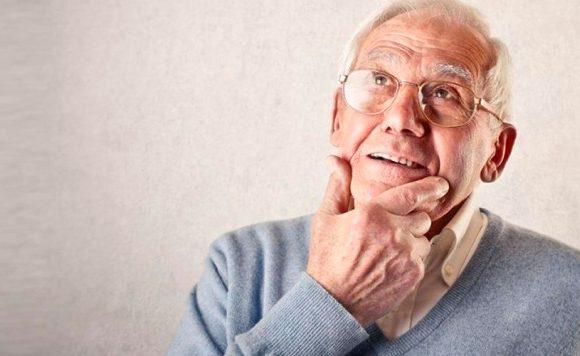 La frustración que crea la pérdida de memoria en personas mayores