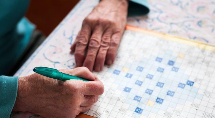 Ejercicios de memoria para ancianos