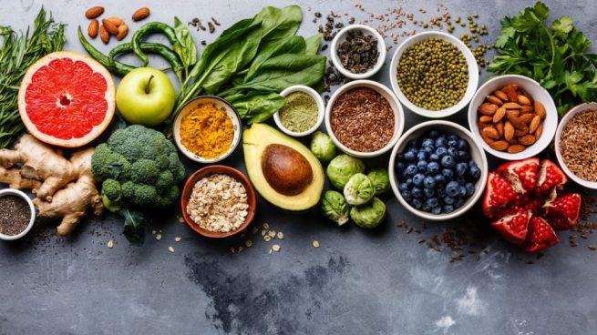 Alimentación sana y equilibrada para personas mayores