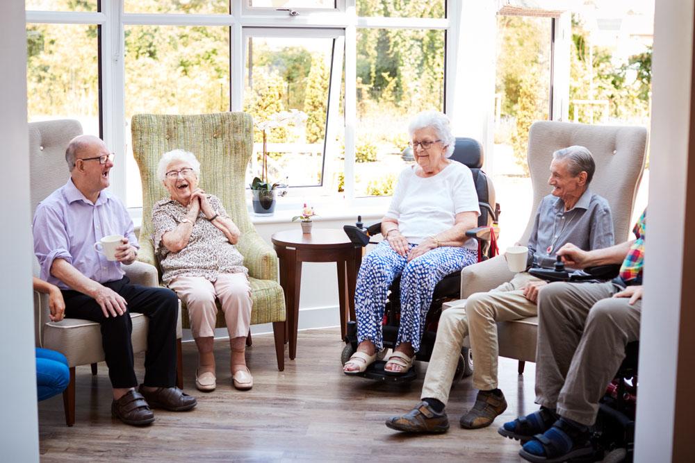 Ventajas de vivir en residencias tercera edad