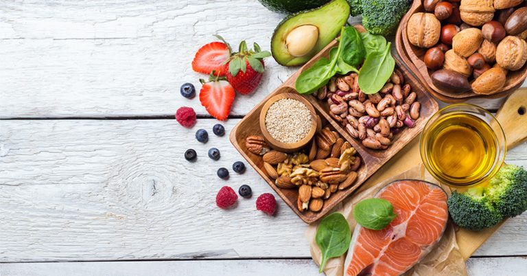 alimentación saludable en mayores