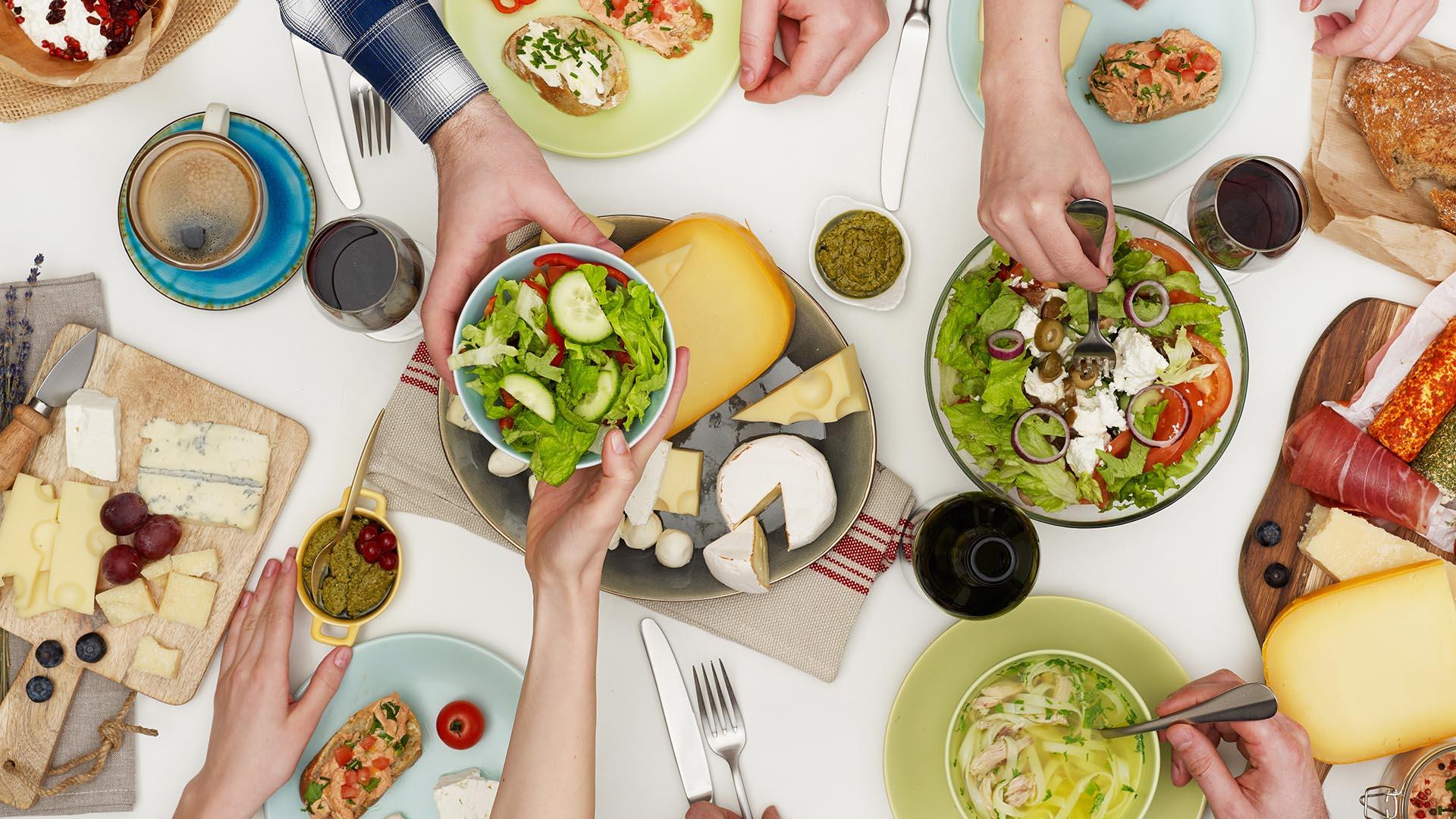 importancia alimentación saludable en la tercera edad