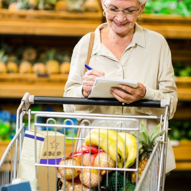 alimentos para una buena dieta en personas mayores con diabetes