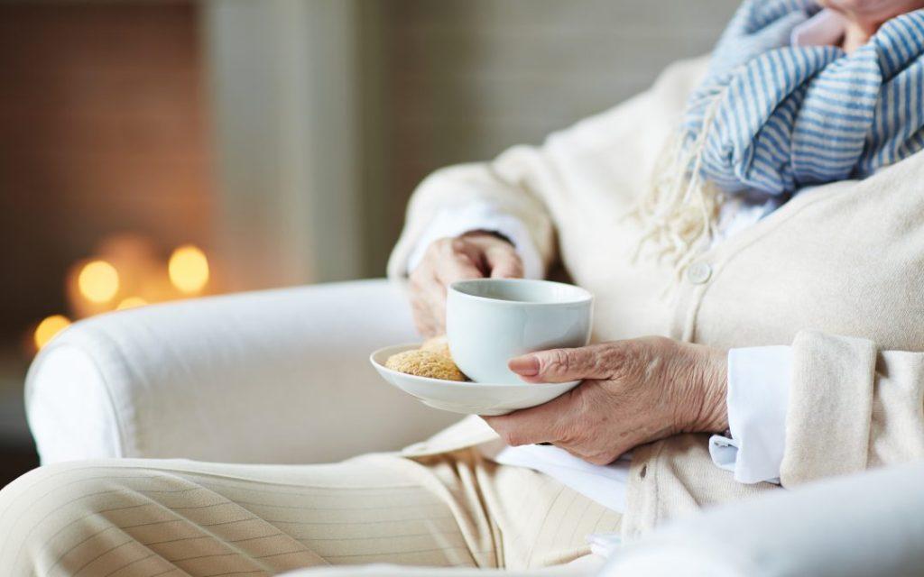 Cuidados de personas mayores en invierno