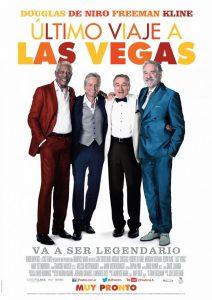Películas para mayores: Último viaje a Las Vegas