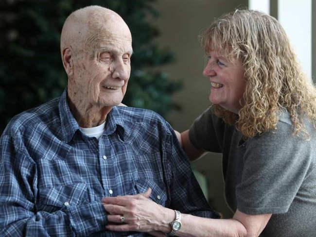 visita de ancianos