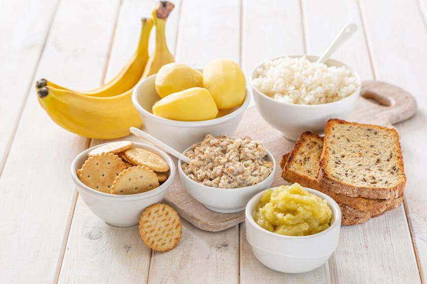 dieta para diarrea en ancianos